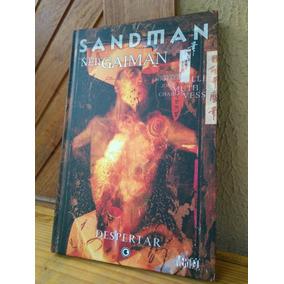 Sandman - Conrad - Despertar - Neil Gaiman