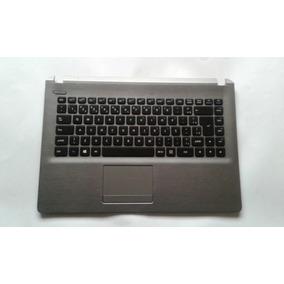 Teclado C/ Carcaça Touch Notebook Positivo Xr2998 - Xr3050