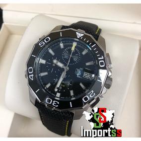 56dfe991d45 Vidro Safira Relógio Tag Heuer - Relógios no Mercado Livre Brasil