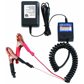 Cargador De Batería Automático Flotante P/ Autos Moto Atv