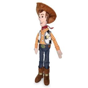 Pelúcia Woody Toy Story 45cm Original Disney Store