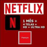 Cartão Netflix Pre-pago! Presente Envio Imediato !