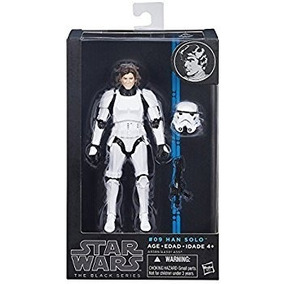 Action Figure Han Solo Stormtrooper The Black Series 15cm