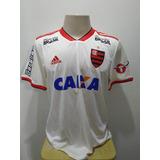 Camisa Flamengo Nike Branca no Mercado Livre Brasil 9999d04ce3b8a