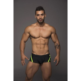 Andrew Christian Gay Ropa Interior 7425 Blk S