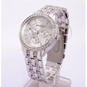 f08e321afa2 Relogio Luxury - Relógio Feminino no Mercado Livre Brasil