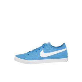 Tênis Nike Primo Court Canvas Azul Original