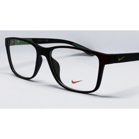 Armacao Oculos Masculino Nike De Grau - Óculos no Mercado Livre Brasil fd0d3cd9e8