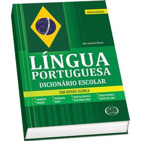 Dicionario Portugues Escolar 560 Paginas Vale Das Letras