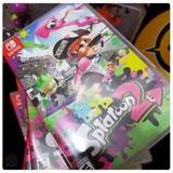 Splatoon 2 Fisico Juego Nintendo Switch Cartucho