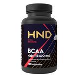 Suplemento Bcaa Aminoácido 120 Cápsulas.