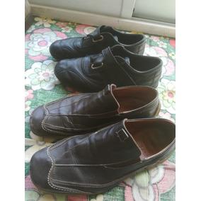 Zapatos Hombre Usados - Zapatos Marrón oscuro 014ca3277bd
