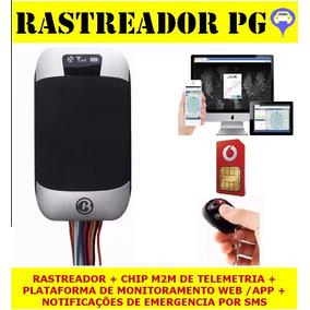 Rastreador Tk 303 Com Chip M2m E Central De Monitoramento