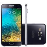 Samsung E500 Galaxy E5 4g 16gb 4g Nf-e Original   Vitrine