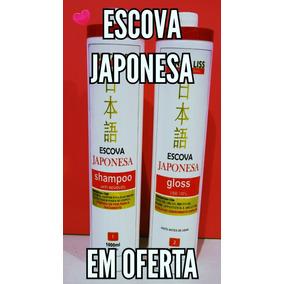 Kit Escova Japonesa Bonita Liss