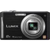 Cámara Panasonic Lumix Dmc-fh27 16mp 8x Zoom Digital De 3.0