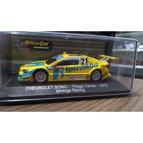Stock Car -chevrolet Sonic - 2015 - Ipiranga - Thiago Camilo