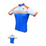 Camisa Ciclismo Free Force Combat