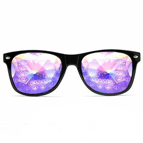 a0742364d7 Gafas Glofx Heart Effect Ultimate Kaleidoscope - Negro - Rav