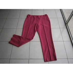 Pantalòn Para Dama, La Mode, Talla 42 Y 44, Color Rosa