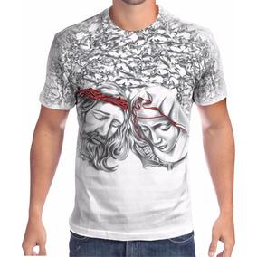 2153fa6b2f006 Mcd (jesus E Maria) - Camisetas no Mercado Livre Brasil