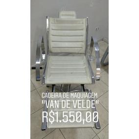 Cadeira De Maquiagem Van De Velde