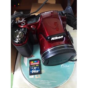 Camara Profesional Nikon L820