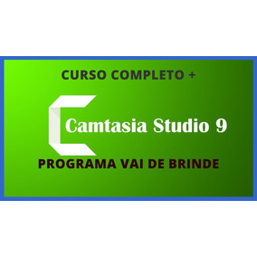 Tutorial Camtasia Completo + Programa 2019 + Bônus Incríveis