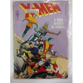 X-men 1ª Série - N° 1 Editora Abril