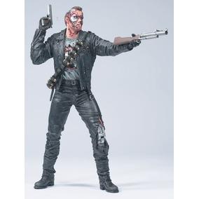 T-800. Terminator 2. Exterminador Do Futuro. Mcfarlane Toys.