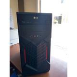 Cpu Intel I5 7400 8gb Ddr4 Ssd 240gb Hdd 2tb