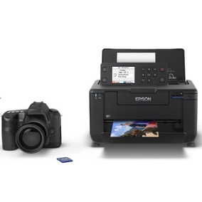 Impressora Fotográfica Portátil Wireless Color Epson Pm525