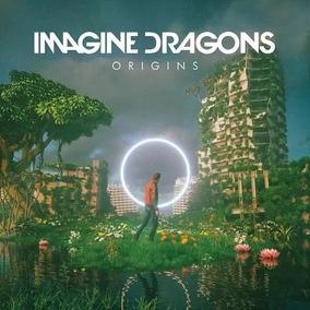 Cd Imagine Dragons - Origins