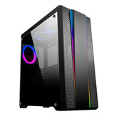 Pc Cpu Gamer Intel 2tb Rgb Rx550 16gb Rgb Fornite Graficos