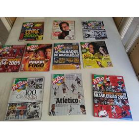 Promoção Coleção Revista Placar - 10 Edições. Leia Descrição