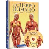 Libro El Cuerpo Humano + Cd-rom Fisiología Y Anatomía