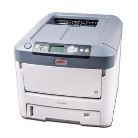 Impressora Oki C711 A4 Colorida Sem Toner Branco