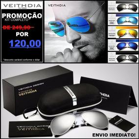 Óculos De Sol Com lente polarizada em Peruíbe no Mercado Livre Brasil efa233b0fb