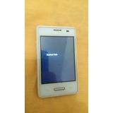 Smartphone Lg Optimus L3 2 E425f Branco Leia A Descrição