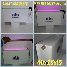 Algae Scrubber 40x25x15 Blue Fish Equipamentos