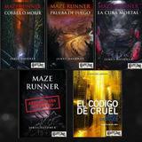 Maze Runner Saga Completa - James Dasher Libros