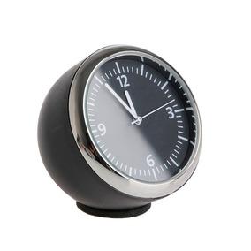 Relógio Quartzo - Metal Cromado - Carro