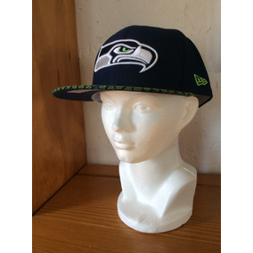Gorra Seattle Seahawks Modelo 59 Fifty Marca New Era Nfl 230cc9e4d32