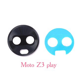 Lente Vidro Camera Traseira Motorola Moto Z3 Play Original
