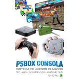 Consola De Juegos Clasicos Playstation Nintendo Arcade