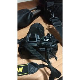 Câmera Nikon D5100 Semi Nova