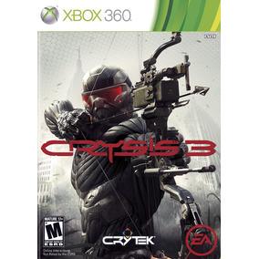 Crysis 3 Xbox 360 Midia Fisica Original