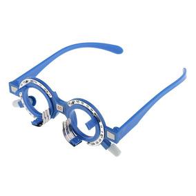 186f9d28bc Plástico Óptico Ensayo Lente Marco Lente Optometría Equip