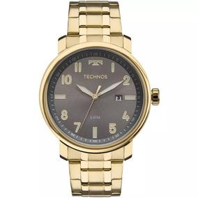 63b46ec30ae Technos Serie Ouro Masculino - Relógios De Pulso no Mercado Livre Brasil