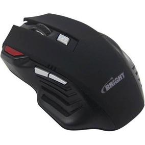 Mouse Otico Usb Gamer Pro 2400dpi Preto Bright
